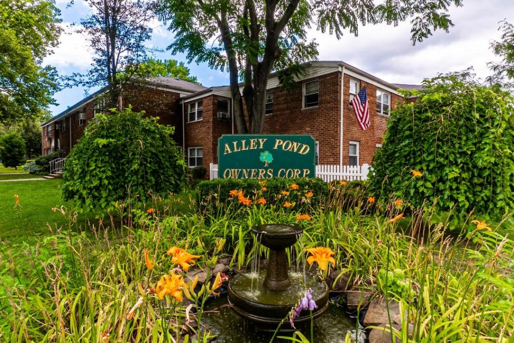 alley pond owners corp
